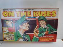 denys fisher on buses s board game 1973 i ll get