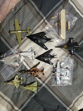 dyna flites diecast planes aircraft jet mostly