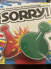 sorry game sorry classic edition game board