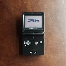pay day game black nintendo gameboy advance sp