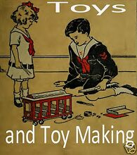 antique dollhouse toys toy making books cd toymaking