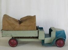steelcraft great 1920s pressed steel mack army