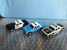lot of 3 police chevrolet impalas 1