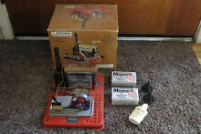 steam engine sp4 used in box extras