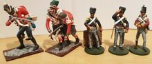 oryon toy soldiers x5 napoleonic
