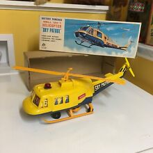 alps bell uh 1 sky patrol helicopter w