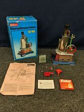 New See Video Au-special: Wilesco D5 Toy Steam Engine Kit Made In Germany