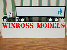 winross jones chemicals semi by 1 64th