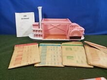 remco 1962 toy showboat theater original