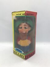 alps wind up action toy hillbilly band