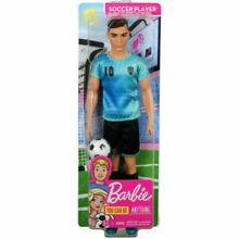 ken barbie careers doll soccer player