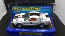 scalextric slot car 1 32 ford mustang fr500c