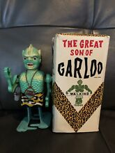 """Super 7 ReAction The Great Garloo 4/"""" Marx Action Figure-2018 MOC Sealed"""