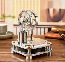 stirling engine low temperature difference model