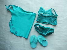 american girl doll clothes outfit bundle tankini