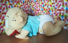 tommy toy rare large rugrats soft toy tommy
