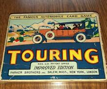 touring game parker bros touring famous