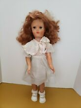 horsman 1930 s 18 shadow wave doll w red
