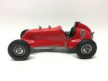 tether car 1950s roy cox thimble drome special