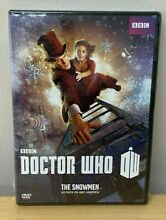 dr who doctor who snowmen new dvd 2013 bbc