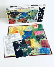 risk board game world conquest game by