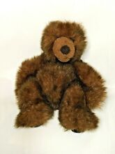 russ berrie timber bear brown grizzly plush 12