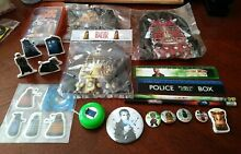 dr who toy bundle