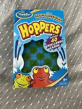 thinkfun hoppers peg soltaire jumping game