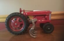hubley tractor front mount cultivator 9