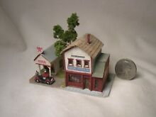 n scale z scale scratch built small town