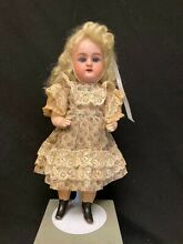 german doll large german all bisque doll swivel
