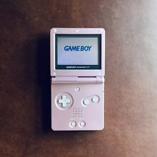 pay day game pearl pink gameboy advance sp 100