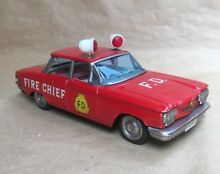 corvair fire chief car friction