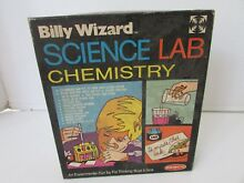 remco 1972 billy wizard science lab