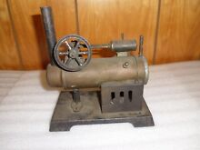 early josef 1900 steam engine toy