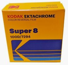 Kodak 100d Color Reversal Film 7294