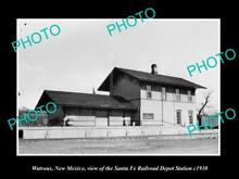watrous old 8x6 historic photo new mexico