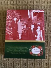 fitz floyd first ladies collection kennedy