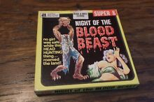 Night Of The Blood Beast Super 8