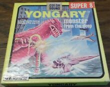 Yongary Monster Movie Sci Fi Super