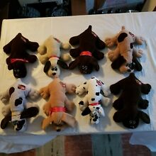 pound puppy stuffed toy 8 various styles
