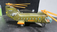 alps tin battery operated us army