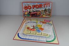go for it parker go for it board game 1985 parker