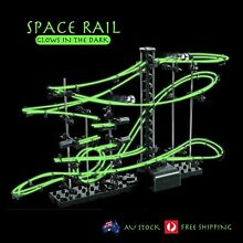 spacerail marble run toys race track games