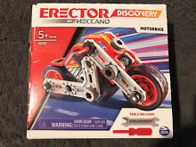 meccano steam engine erector by meccano motor bike 20101