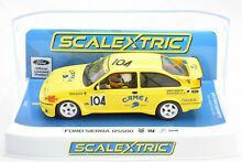 scalextric camel ford sierra rs500 dpr 1 32