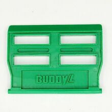 buddy l tailgate green plastic open areas 3