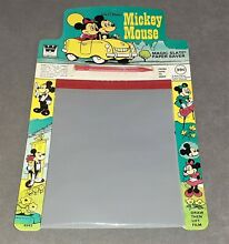 magic slate disney mickey mouse whitman 4943