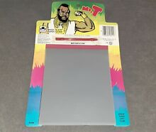 magic slate mr t golden 4500a new unused 1984