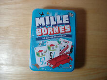 mille bornes classic racing game cards french